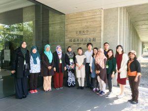 さくらサイエンスプログラム:活動報告(2017年10月27日を掲載しました)