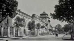 """Young Academic's Voice forum for 1 October 2017 on """"A Colonial University for South-East Asia? The Indochinese University in Hanoi (1906-1945)"""""""