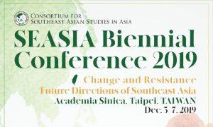 SEASIA Biennial Conference 2019