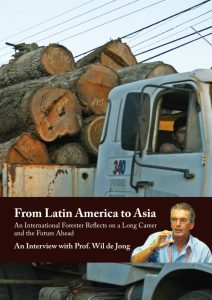 """An interview with Dr. Wil de Jong, a former professor at the Center for Southeast Asian Studies, who retired in March is now available. The title is """"From Latin America to Asia – An International Forester Reflects on a Long Career and the Future Ahead""""."""
